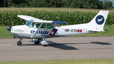 A picture of HBCYH - Cessna 172P Skyhawk II - [17274157] - © Alex