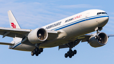 B-2095 - Boeing 777-FFT - Air China Cargo