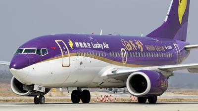 B-5268 - Boeing 737-790 - Lucky Air