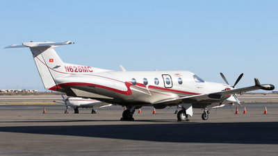 N628MC - Pilatus PC-12/45 - Native Air