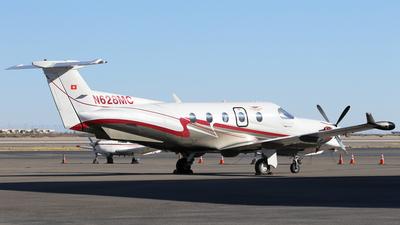 A picture of N628MC - Pilatus PC12/45 - [516] - © BaszB