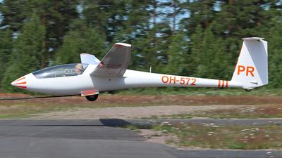 OH-572 - Schleicher ASW-20 - Private