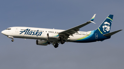 A picture of N320AS - Boeing 737990 - Alaska Airlines - © Angelos Panou