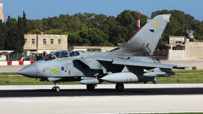 ZA395 - Panavia Tornado GR.4A - United Kingdom - Royal Air Force (RAF)