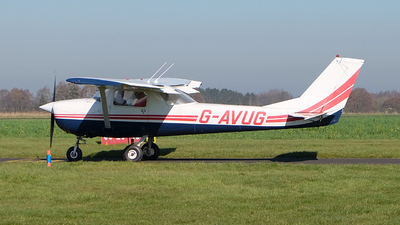 G-AVUG - Reims-Cessna F150H - Private