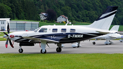 D-FMMM - Piper PA-46-M500 - Private