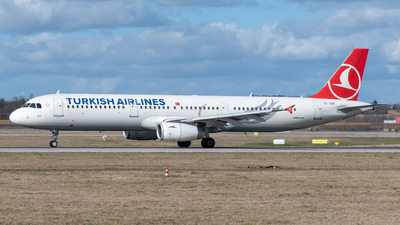 A picture of TCJSB - Airbus A321231 - Turkish Airlines - © marfi80