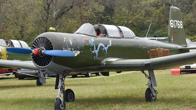 N87CJ - Nanchang CJ-6 - Private