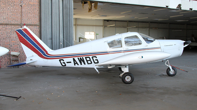 A picture of GAWBG - Piper PA28140 - [2824286] - © Ian Howat