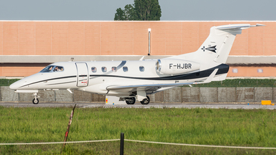 F-HJBR - Embraer 505 Phenom 300 - Private