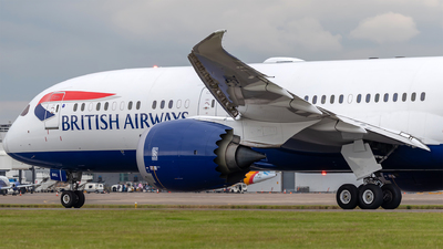 G-ZBKL - Boeing 787-9 Dreamliner - British Airways