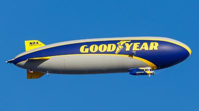 N2A - Zeppelin NT N07 - Goodyear