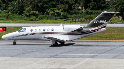 PP-BBS - Cessna 525A CitationJet 2 - Private