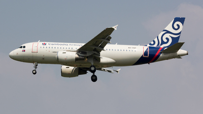 XU-797 - Airbus A319-111 - Cambodia Airways