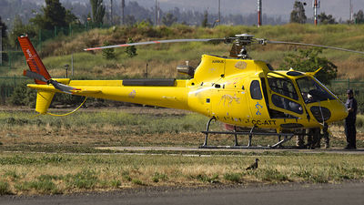 CC-ATT - Airbus Helicopters H125 - Ecocopter