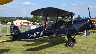 G-ATIR - Stampe and Vertongen SV-4C - Private