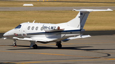 VH-LWZ - Embraer 500 Phenom 100 - China Southern West Australian Flying College