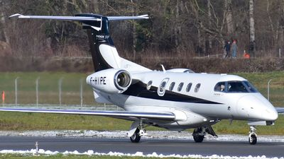 A picture of FHIPE - Embraer Phenom 300 -  - © martin.thut