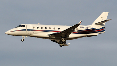 N751BC - Gulfstream G200 - Private