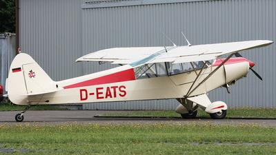 D-EATS - Piper L-21B Super Cub - Private