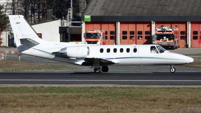 F-GGGA - Cessna 550 Citation II - VallJet