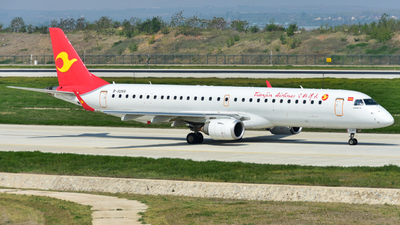 B-3265 - Embraer 190-200LR - Tianjin Airlines