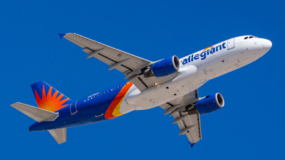 N279NV - Airbus A320-214 - Allegiant Air