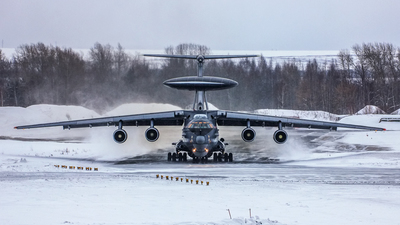 RF-50602 - Beriev A-50 Mainstay - Russia - Air Force