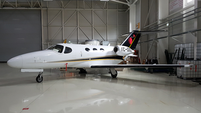 TC-DOU - Cessna 510 Citation Mustang - Private