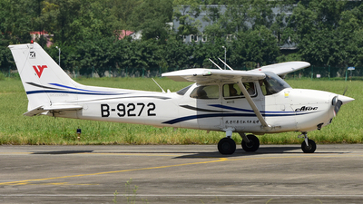B-9272 - Cessna 172R Skyhawk - Civil Aviation Flight University of China