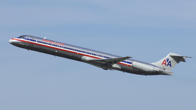 N9629H - McDonnell Douglas MD-83 - American Airlines