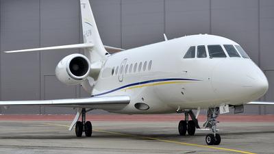 F-HLPN - Dassault Falcon 2000EX - Michelin Air Services