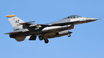 86-0256 - General Dynamics F-16C Fighting Falcon - United States - US Air Force (USAF)
