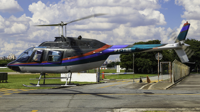PT-YME - Bell 206B JetRanger III - Private