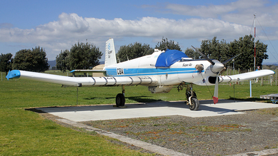 ZK-CBA - New Zealand Aerospace FU-24-950 - Super Air