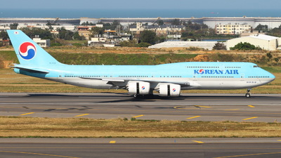 HL7638 - Boeing 747-8B5 - Korean Air