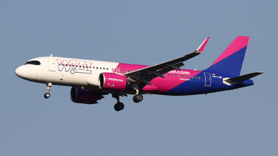 HA-LJB - Airbus A320-271N - Wizz Air