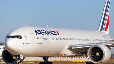 F-GZNO - Boeing 777-328ER - Air France