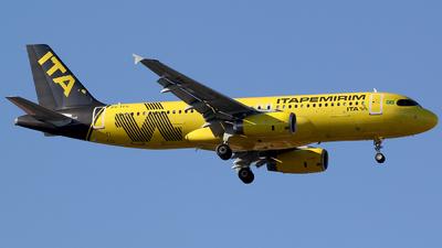 PS-TCS - Airbus A320-232 - ITA Transportes Aereos
