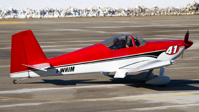 I-WHIM - Vans RV-7A - Private