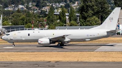 N667DS - Boeing Poseidon MRA1 - United Kingdom - Royal Air Force (RAF)