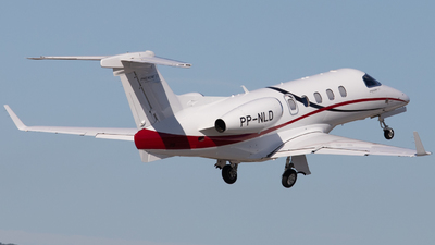 PP-NLD - Embraer 505 Phenom 300 - Private