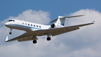 OE-LPN - Gulfstream G-V(SP) - Global Jet Austria