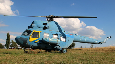 SP-FSC - PZL-Swidnik Mi-2 Hoplite - Private