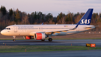 A picture of SEROT - Airbus A320251N - SAS - © Rickard Andersson