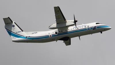 JA721A - Bombardier Dash 8-Q315 - Japan - Coast Guard