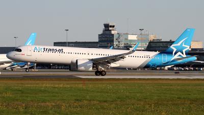 C-GOIF - Airbus A321-271NX - Air Transat