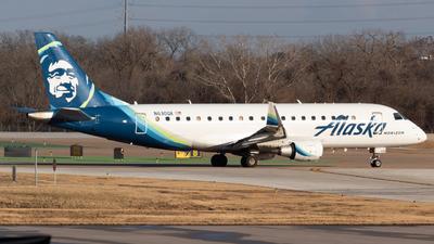 A picture of N630QX - Embraer E175LR - Alaska Airlines - © Saul Hannibal
