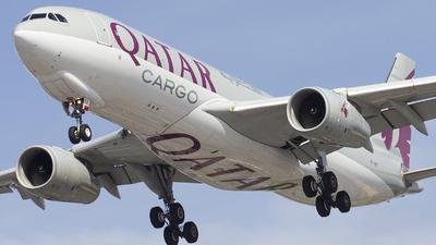 A7-AFF - Airbus A330-243F - Qatar Airways Cargo