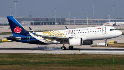 B-303V - Airbus A320-271N - Qingdao Airlines